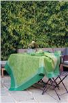 Champ de Ble in soleil or in verdure tablecloth sets by Garnier Thiebaut