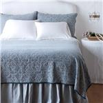 Vienna coverlet and pillow shams