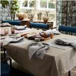 Chamant linen tablecloth