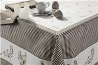Les Poules tablecloth