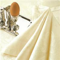 Beauregard ivory tablecloth
