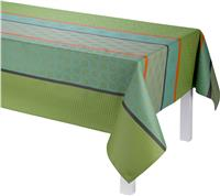 Wax Mania pistache french tablecloth