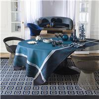 Nastasya mauve tablecloth