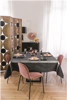 caviar Palace tablecloth