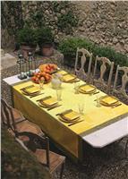 Seville citrus lemon tablecloth