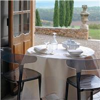 Villa Medicis in Mother of Pearl French tablecloth