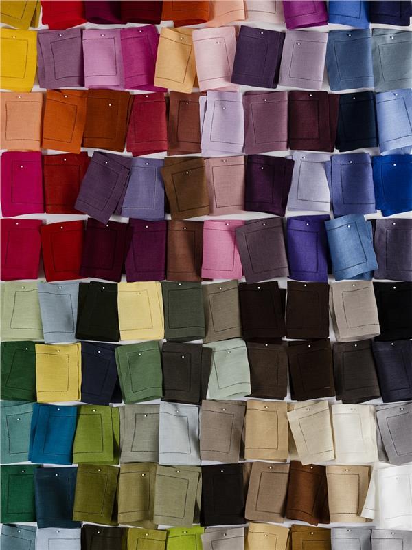 Festival Linen Hemstitch Tablecloth