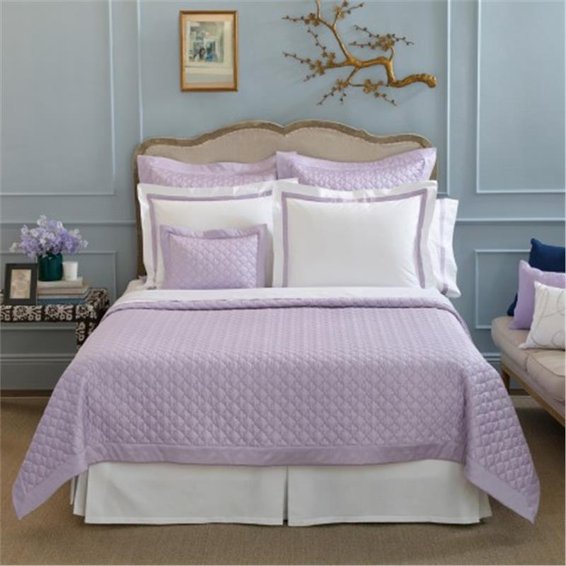 Ava Quilted Coverlet And Pillow Shams By Matouk