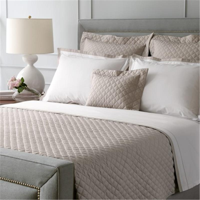 Gemma Quilted Coverlet By Matouk