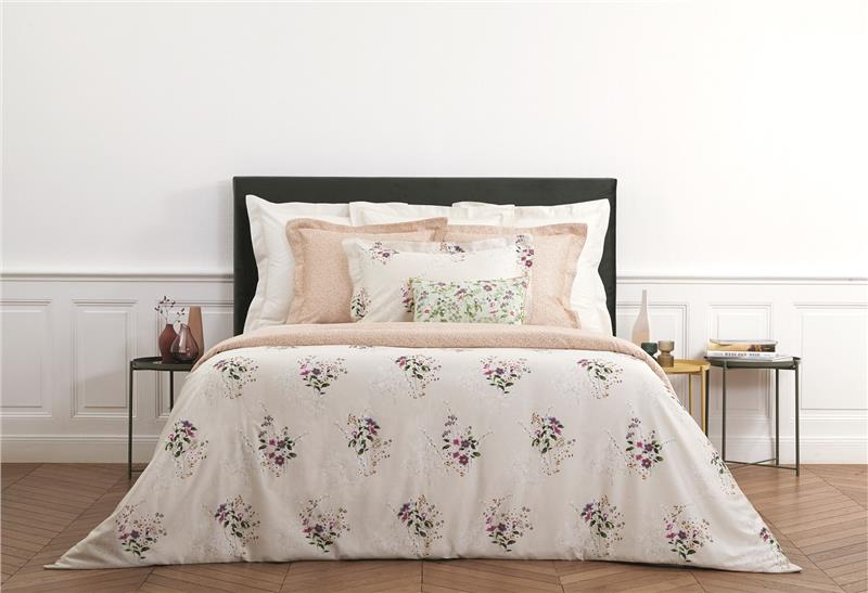 Romantic Duvet Cover And Bed Shams By Yves Delorme