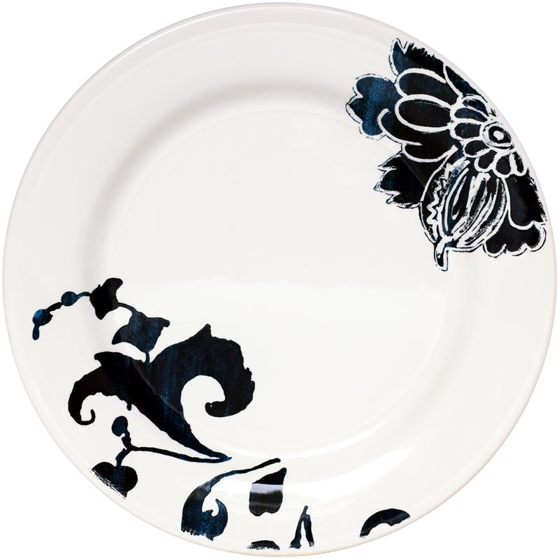 Indigo Dinnerware By Gien Dinner Plates And More