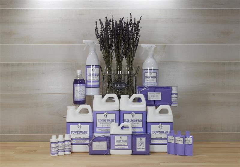 Lavender Lady Linen Wash By Le Blanc