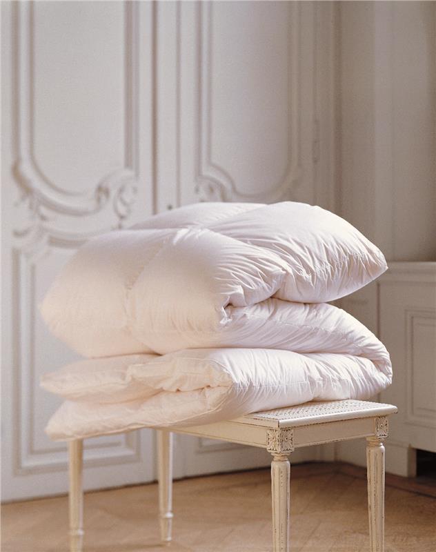 Mandarin Silk Comforter By Yves Delorme